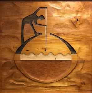 ISER Woodcut
