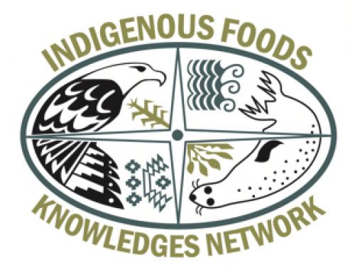 ISER's Schmidt, provides link to ISER data as part of Indigenous Foods Knowledges Network