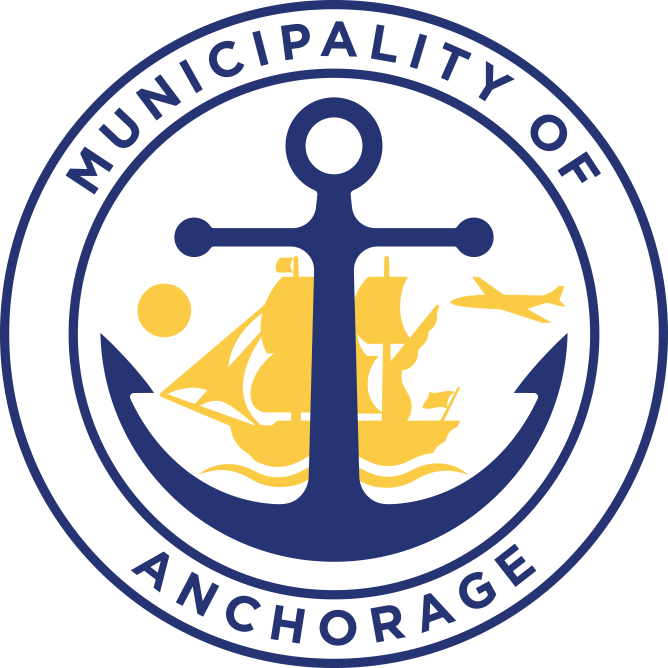 Municipality of Anchorage logo