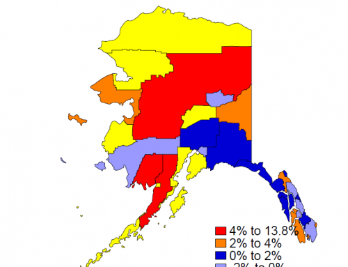 A regional assessment of Alaska's recession from 2015-2018