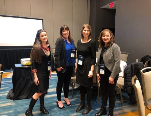 CAEPR Director DeFeo presents at American Association of Colleges for Teacher Education