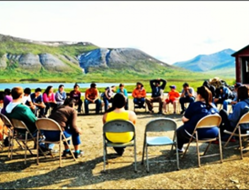 ISER's Jodi Barnett reports on successful program to strengthen Indigenous youth wellness in Alaska