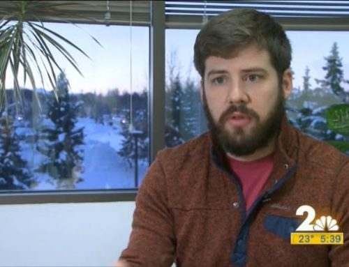 Kevin Berry Speaks with APM and KTUU on Coronavirus