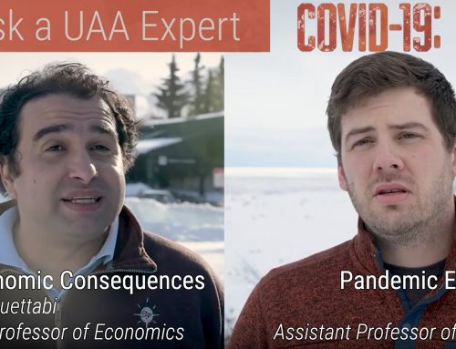 Ask a UAA Expert: COVID-19
