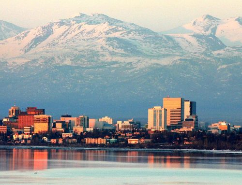Social Distancing in Anchorage